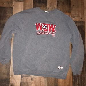 Walt Disney World  vintage sweater